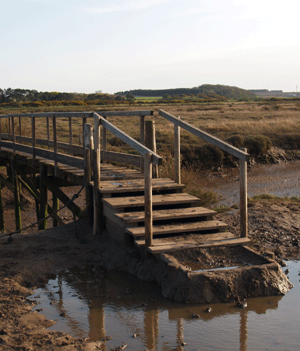 Morston Bridges
